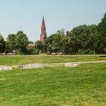 Parkanlage in Berlin